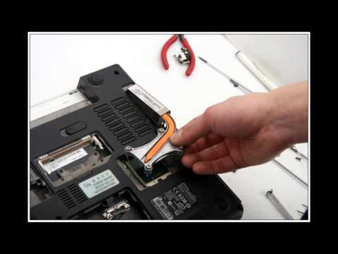how to take apart a dell inspiron 1500