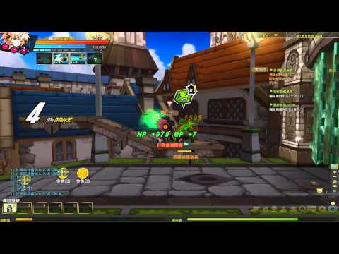[Elsword]  Deadly Chaser 5-1 (Normal) with a Beginner
