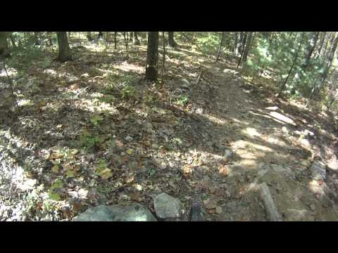 10/14/13 Russel Mills orange trail POV (1)