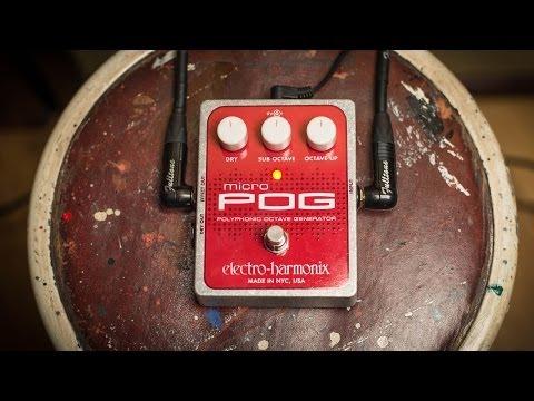 Electro-Harmonix Micro POG Demo
