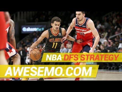 DraftKings & FanDuel NBA DFS Strategy - Tue 12/18 - Awesemo.com