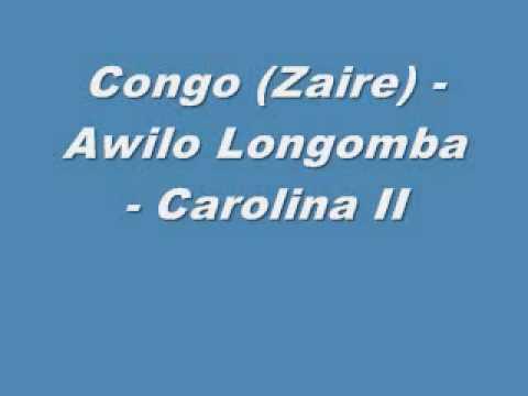Congo (Zaire) - Awilo Longomba - Carolina II.wmv