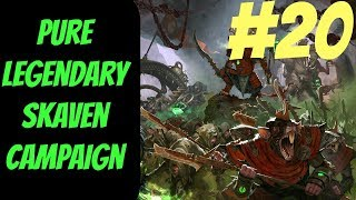 Pure Legendary Skaven Campaign #20 (Queek) -- Total War: Warhammer 2