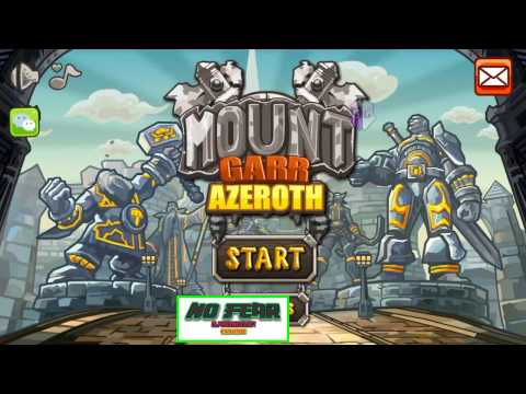 Sacred/ Mount Garr Azeroth Gameplay Free Unlimited Gems No download required