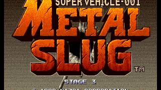 Metal Slug Super Vehicle-001 - OST