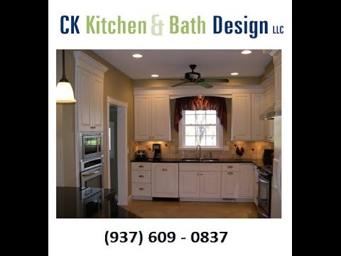 CK Kitchen And Bath Design In Dayton Ohio   YouTube