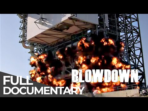 Nasa Rocket Tower | Building Demolition | BlowDown | S01 E04 | Free Documentary
