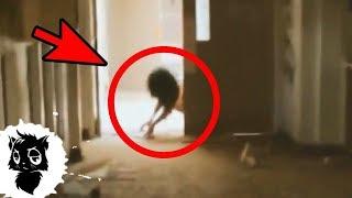 5 СТРАШНЫХ и ЗАГАДОЧНЫХ ВЕЩЕЙ, ЗАСНЯТЫХ НА ВИДЕО [Черный кот]