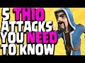 5 Essential TH10 Attack Strategies That You Need To Know in Clash of Clans