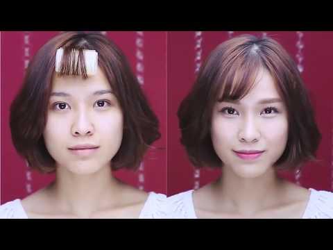 Thẩm mỹ mắt nhờ trang điểm tự nhiên Hàn Quốc