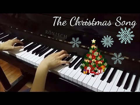 The Christmas Song piano cover - YouTube