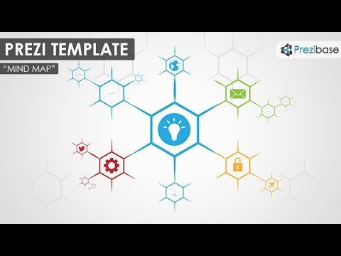 Mind Map  Prezi Template  Youtube