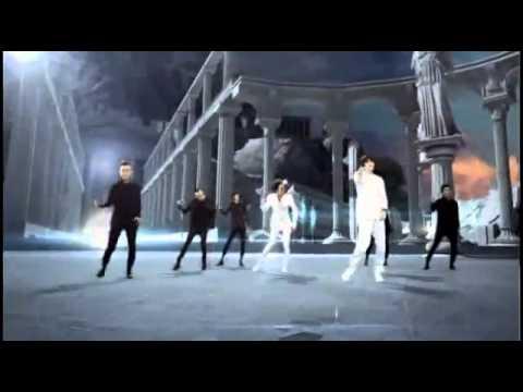 JYJ  Feat. Kanye West and Malik Yusef  Ayyy girl MV HQ