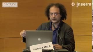 JRS : Traitements pharmacologiques : traitement anti-cocaïne et autres, par Laurent Karila