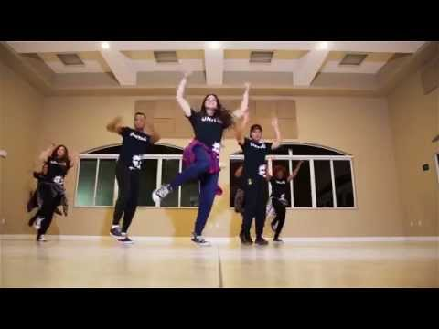 """Wake / Vives en Mi"" Hillsong Young & Free- Dance Choreography by United Dance"