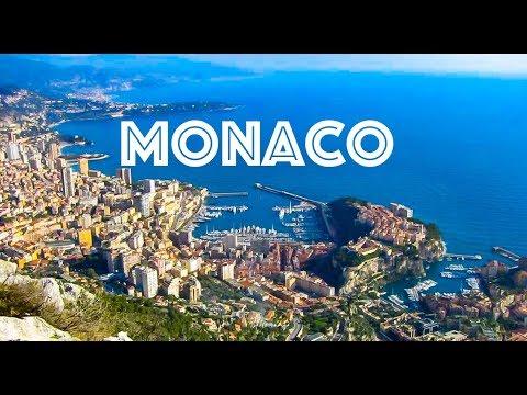 Monaco Monte Carlo Tour June 2018