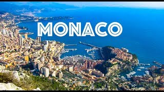 Monaco Monte Carlo Tour June 2018