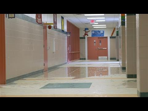 Houston Schools Face Daunting Cleanup