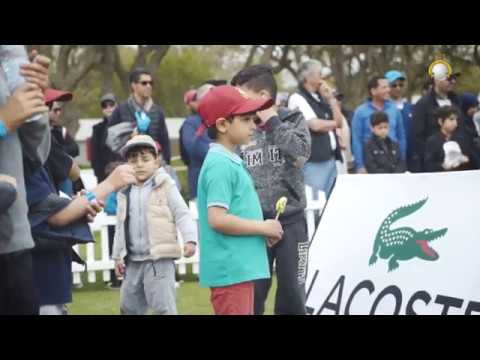 Kid's Clinic Lacoste