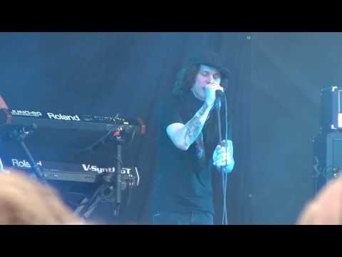 HIM - The Kiss of Dawn live at Maxidrom Moscow 12.06.2013