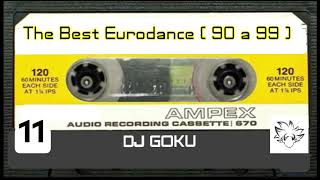 The Best Eurodance ( 90 a  99) - Part  11