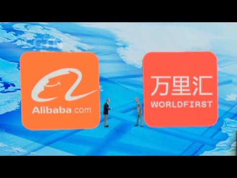 China's AntFinancial buys Britain's WorldFirst Mp3
