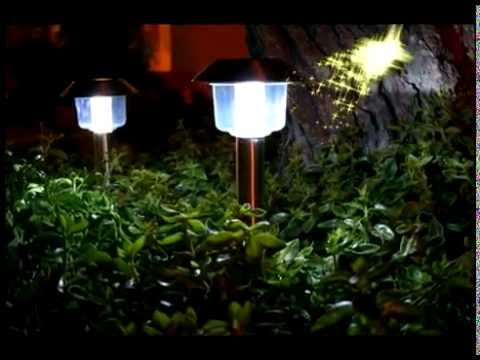 Decorative Solar Accent Lights