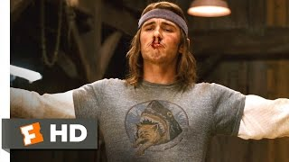 Pineapple Express - Dinner's Gonna Be Cold Tonight Scene (8/10) | Movieclips