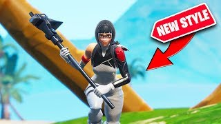 THE *NEW* SHADOW OPS (WHITE) SKIN STYLE! (AND FORTNITE FOUNDERS GIFTS)