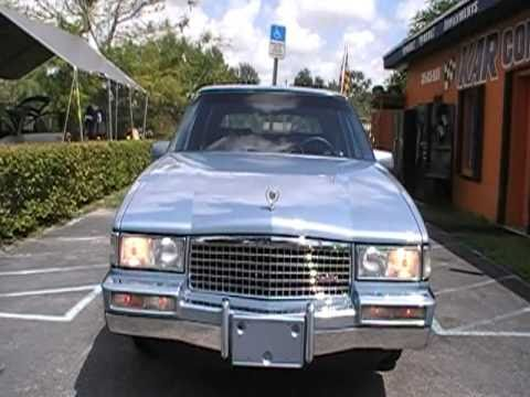 1990 Cadillac Deville For Kar Connection In Miami