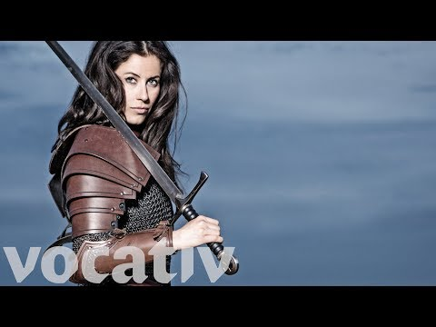DNA Confirms There Were Kick Ass Female Viking Warriors