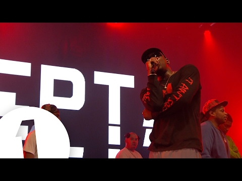 Skepta - Man at Radio 1's Big Weekend 2016