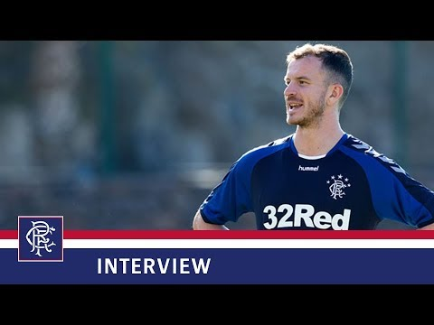 INTERVIEW   Andy Halliday   11 Jan 2019