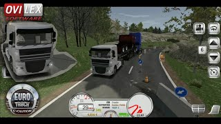 Euro Truck Evolution - Ovilex Ios/android Country Roads Gameplay Hd