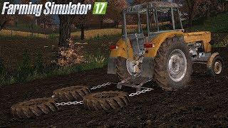 Włóczenie starymi oponami od Ursusa #57 [Gospodarstwo Rolne] Farming Simulator 17