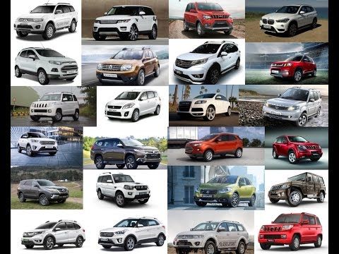 NEW CAR'S AND SUV'S  IN INDIA 2017 WITH THERE PRICE LIST..