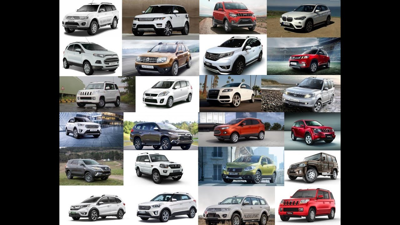 NEW CAR\'S AND SUV\'S IN INDIA 2017 WITH THERE PRICE LIST.. - YouTube