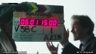 Hannibal Season 3 Gag Reel Sneak Peek!