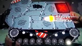 Xe  tăng chiến đấu đối đầu với nhau