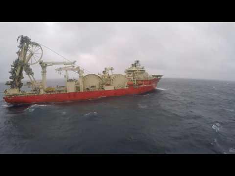 Siem Daya 2 - offshore operations