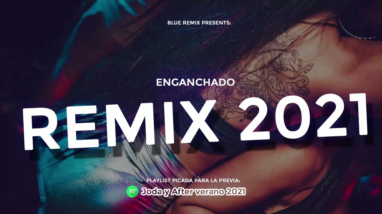 JODA 2021 #2 - REGGAETON Y CUMBIA | BLUE REMIX