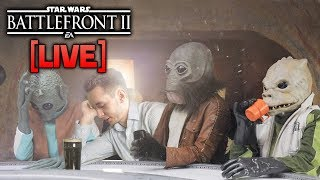 ⚡BATTLEFRONT 2 LIVE - Early Stream Today + Top 5 Plays Review!
