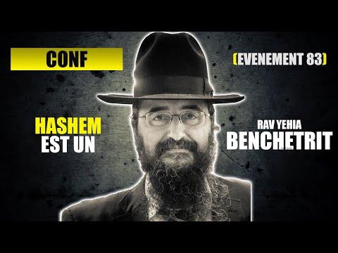 RAV BENCHETRIT - HASHEM EST UN