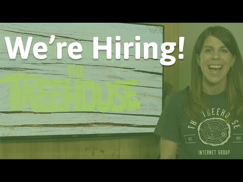Treehouse Internet Group in Seymour CT is hiring! Come join our winning team!