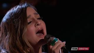 The Voice 2016 Alisan Porter   Finale Somewhere