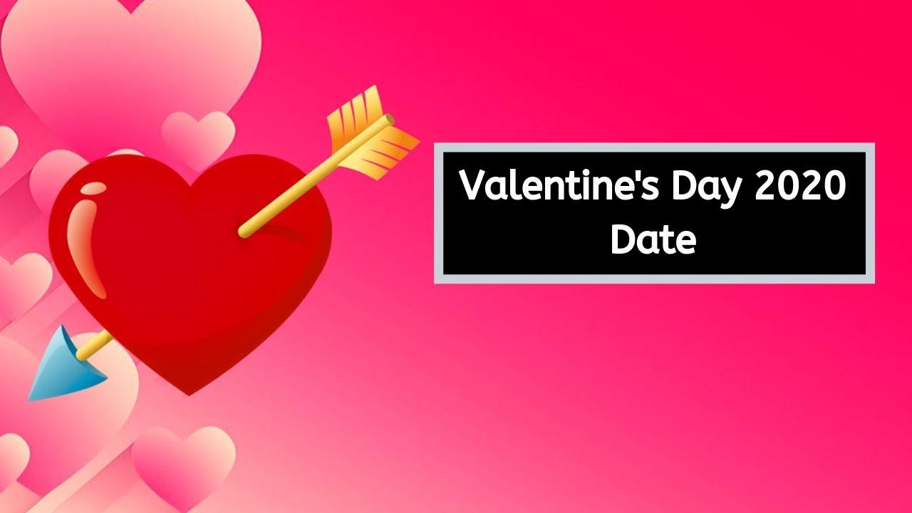 Valentine S Day 2020 Date Valentine Day Kab Hai 2020