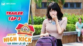 Gia đình là số 1 sitcom   trailer tập 3: cô giáo Diệu Nhi phát hoảng vì thầy Quang Tuấn