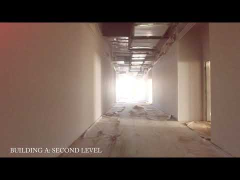 Caprock Academy Phase II Building Fly Through