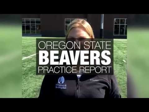 Oregon State Beavers practice report: Preparing for Boise State