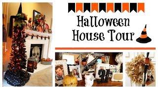 Halloween House Tour 2016